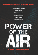 Power of the Air - DVD Front