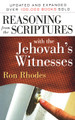 Reasoning from the Scriptures with Jehovah Witnesses
