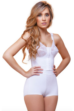Longline bra-back shaper