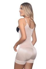 Bodyshaper with side zipper