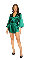 Elegant Satin robe
