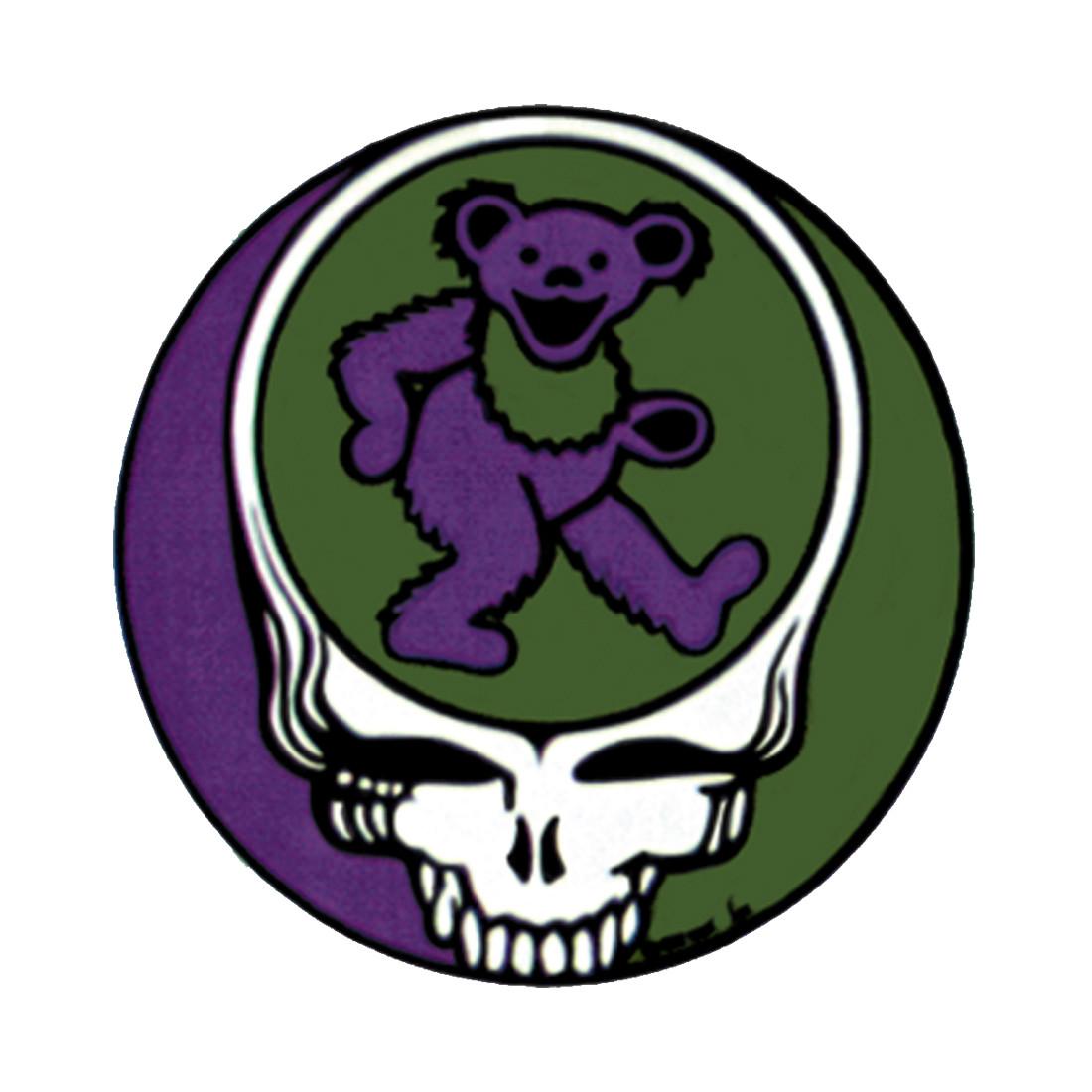 Steal Your Bear Sticker