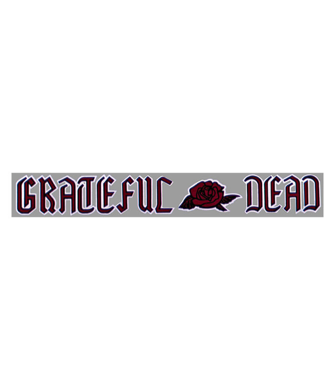 DEAD ROSE STICKER