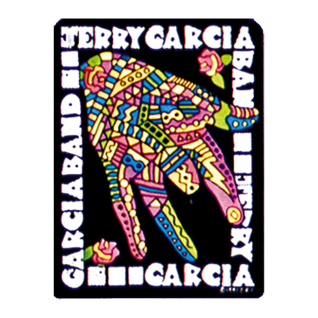 Mosaic Hand Sticker
