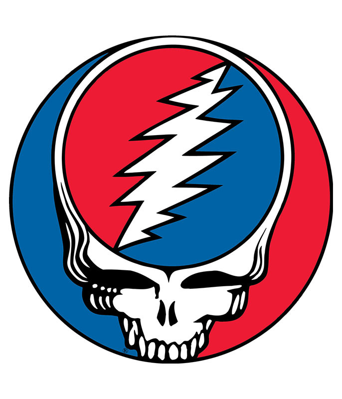 STEAL YOUR FACE 11 INCH MYLAR STICKER
