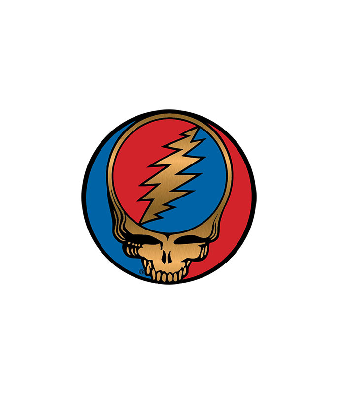 STEAL YOUR FACE 1.5 INCH METAL STICKER