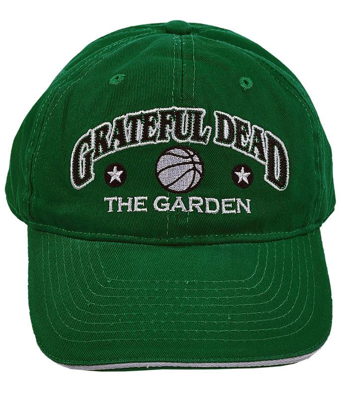 Grateful Dead The Garden Kelly Hat Liquid Blue