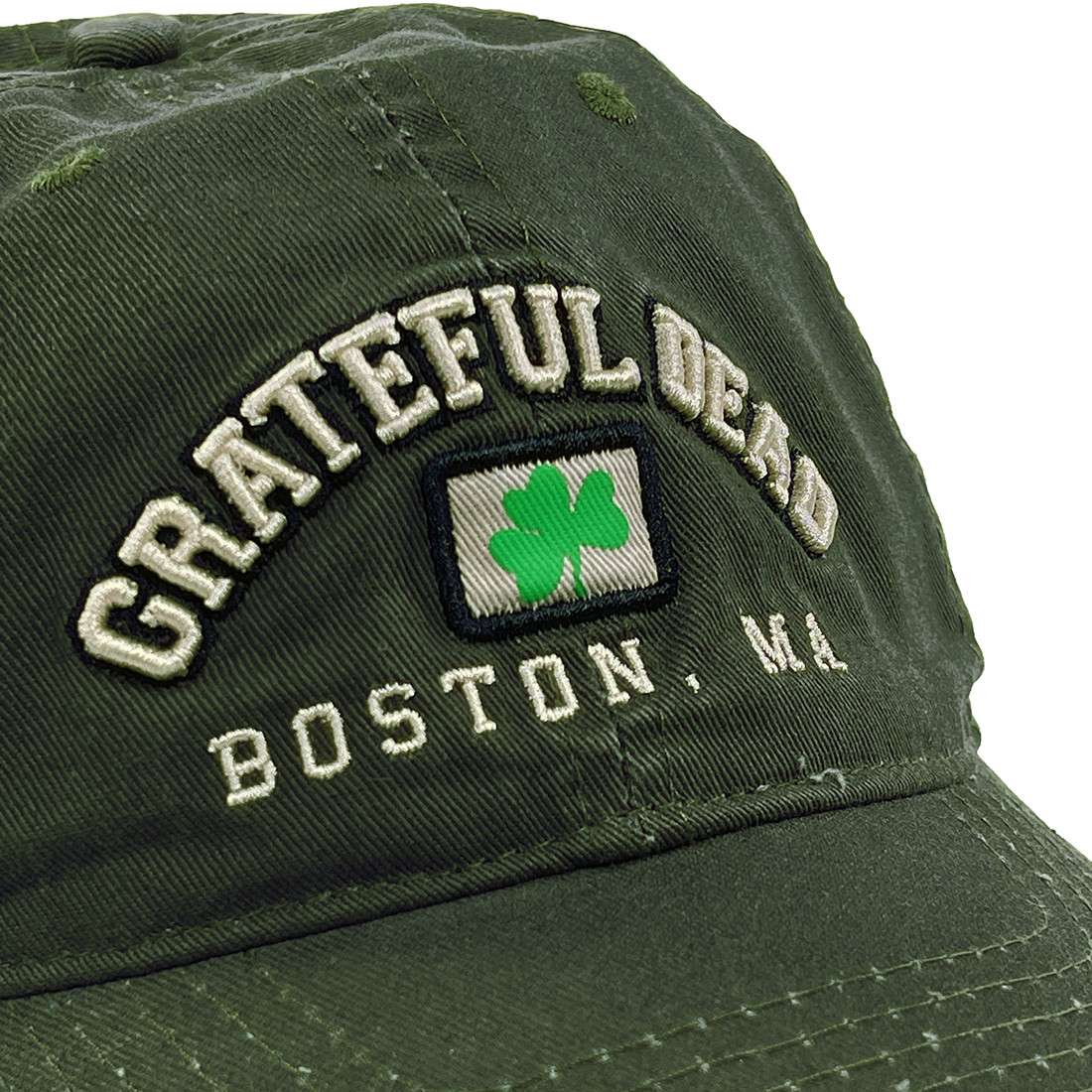 Boston 91 Green Hat