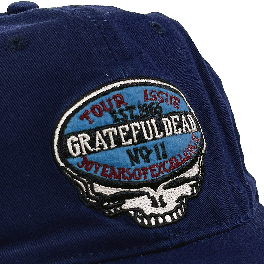 Steal Your Face Tour Issue Navy Hat