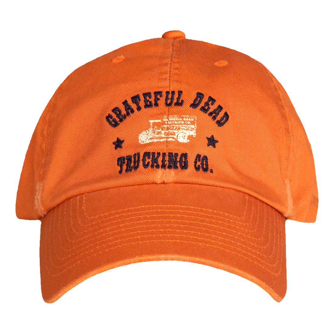 GD Trucking Hat Orange Hat