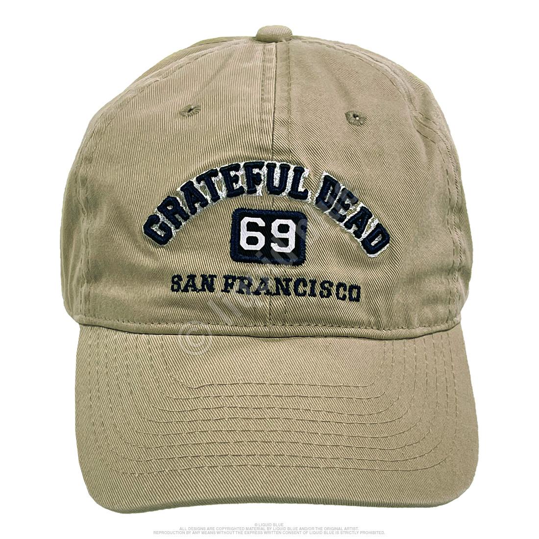 San Francisco 69 Khaki Hat