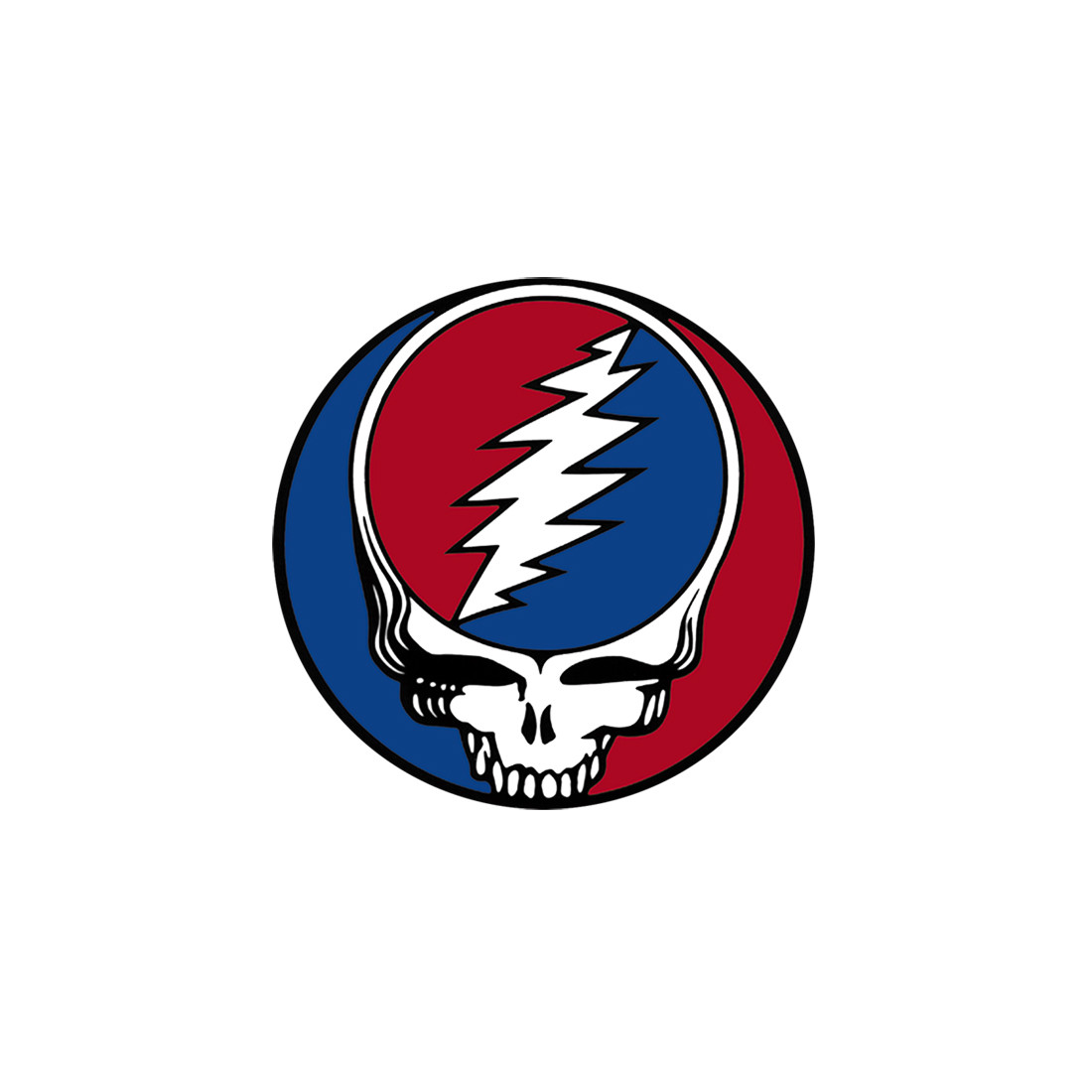 Steal Your Face 3 Inch Window Sticker