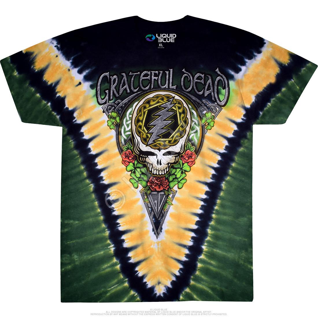 3XL 5XL 2XL 6XL TieDye TShirt LB XL Grateful Dead Space Your Face M L 4XL
