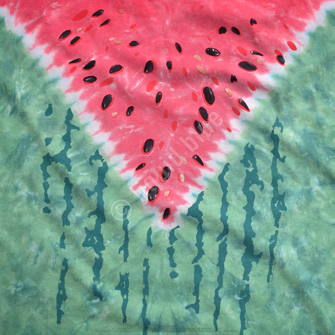 Watermelon Tie-Dye T-Shirt