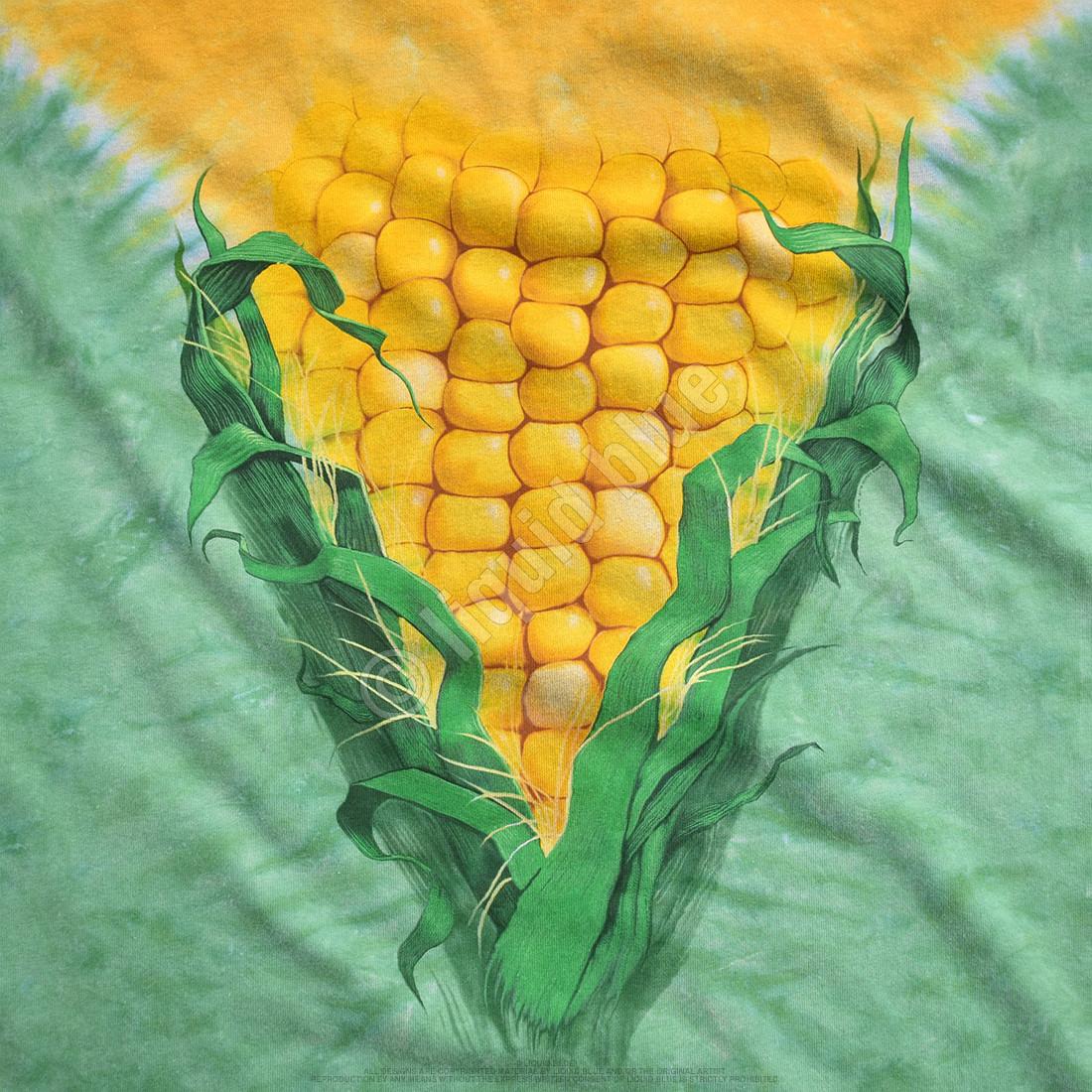 Corn Tie-Dye T-Shirt