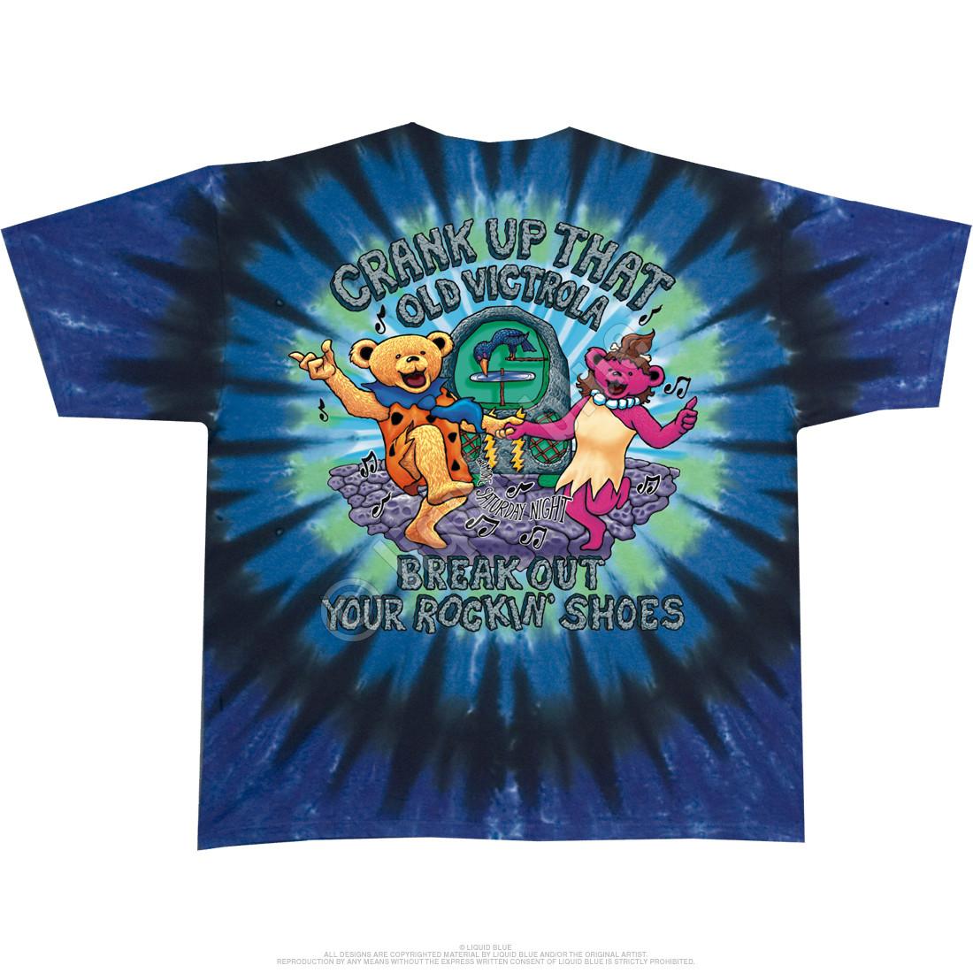 Deadrock Tie-Dye T-Shirt