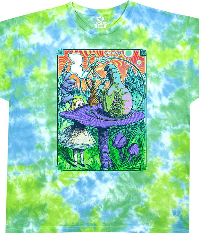 Wonderland Tie-Dye T-Shirt