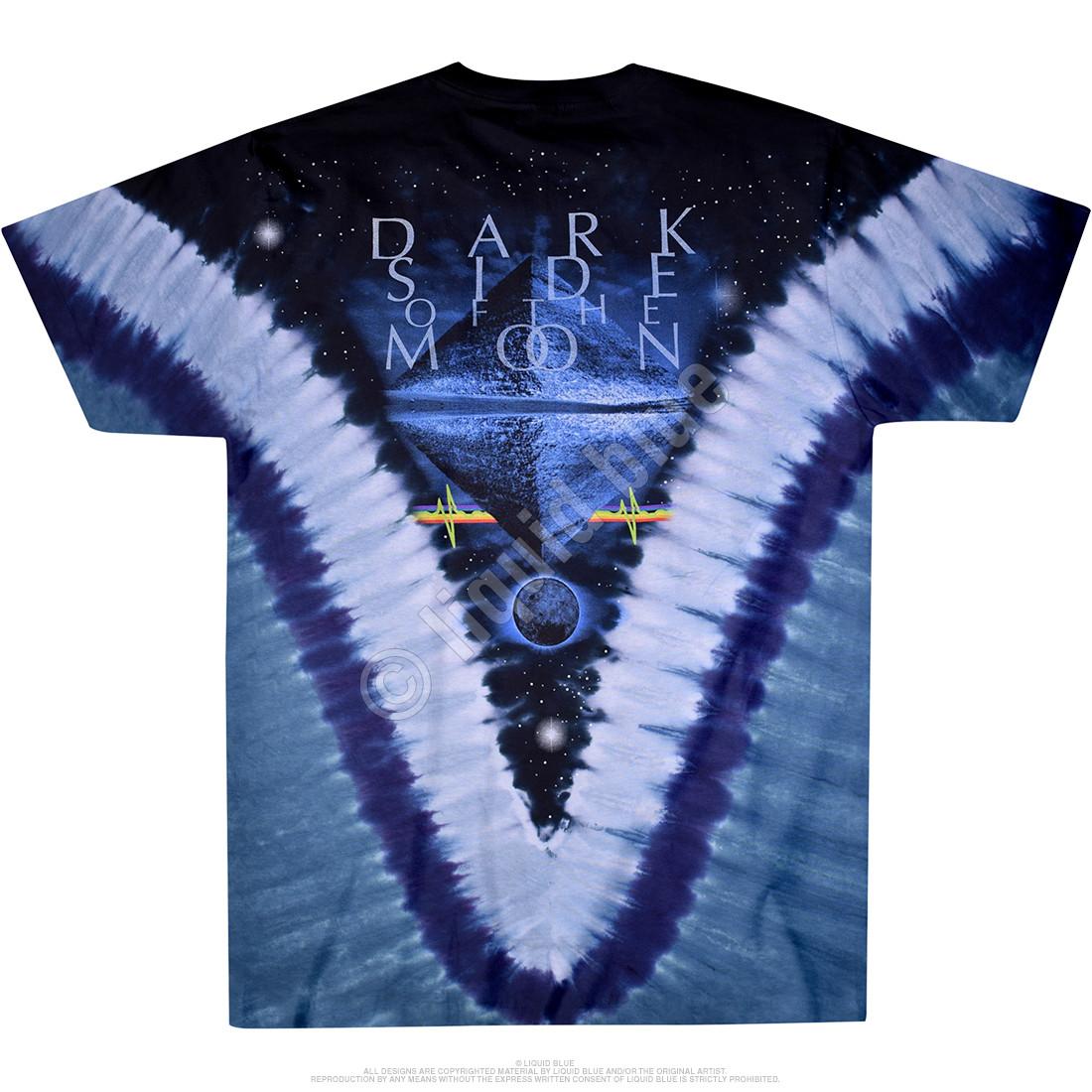 Pyramid V Tie-Dye T-Shirt