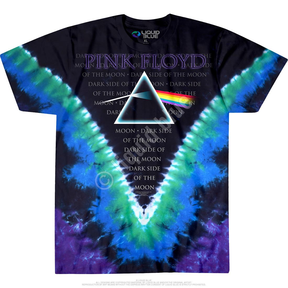 PINK FLOYD t-shirt BLACK mod:DARK SIDE 2 clothing kid T-shirt for children