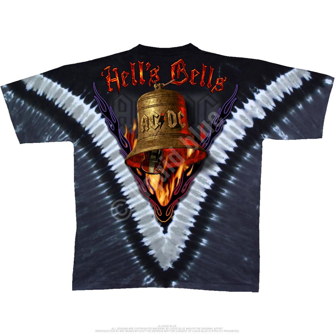Hells Bells Tie-Dye T-Shirt
