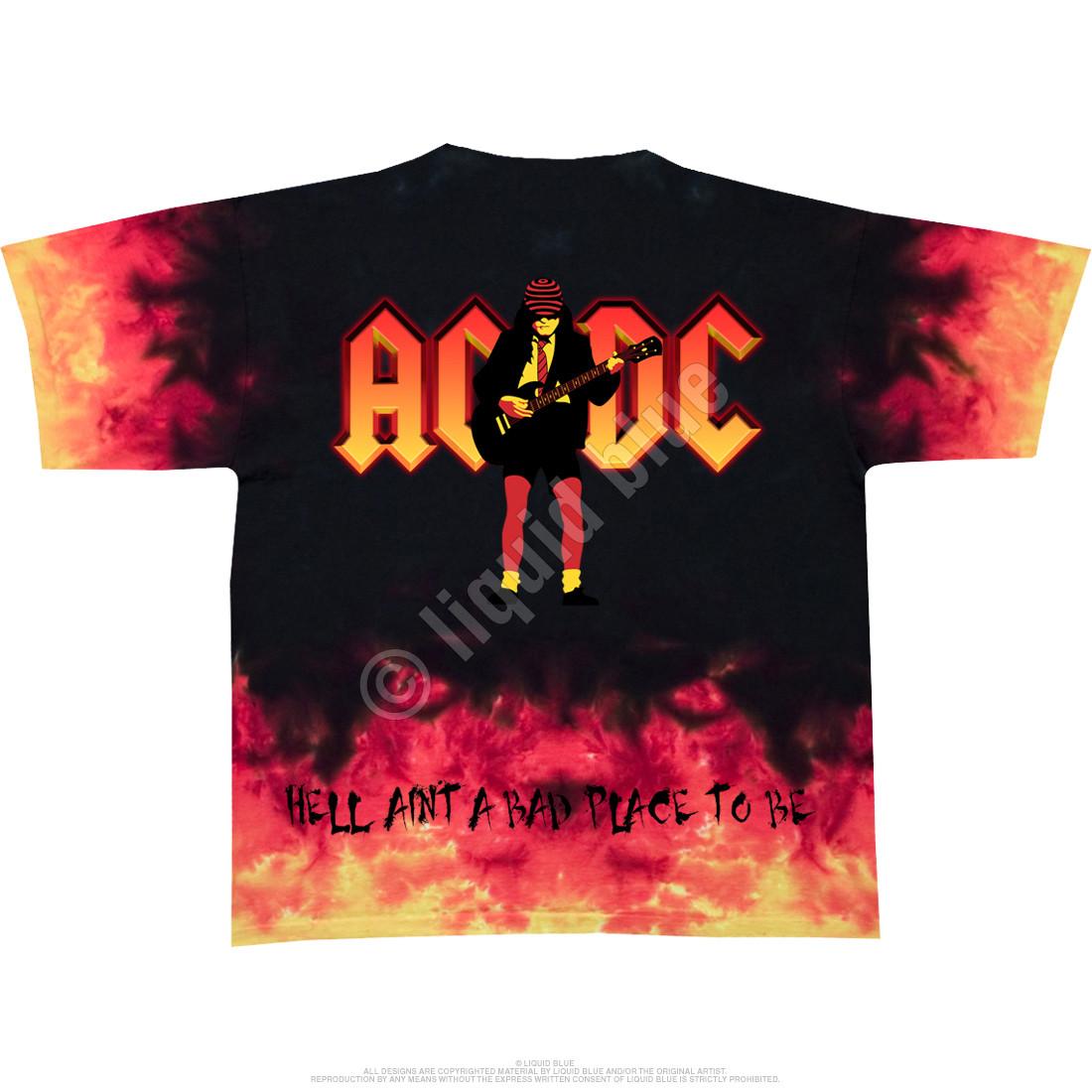 Hell Tie-Dye T-Shirt