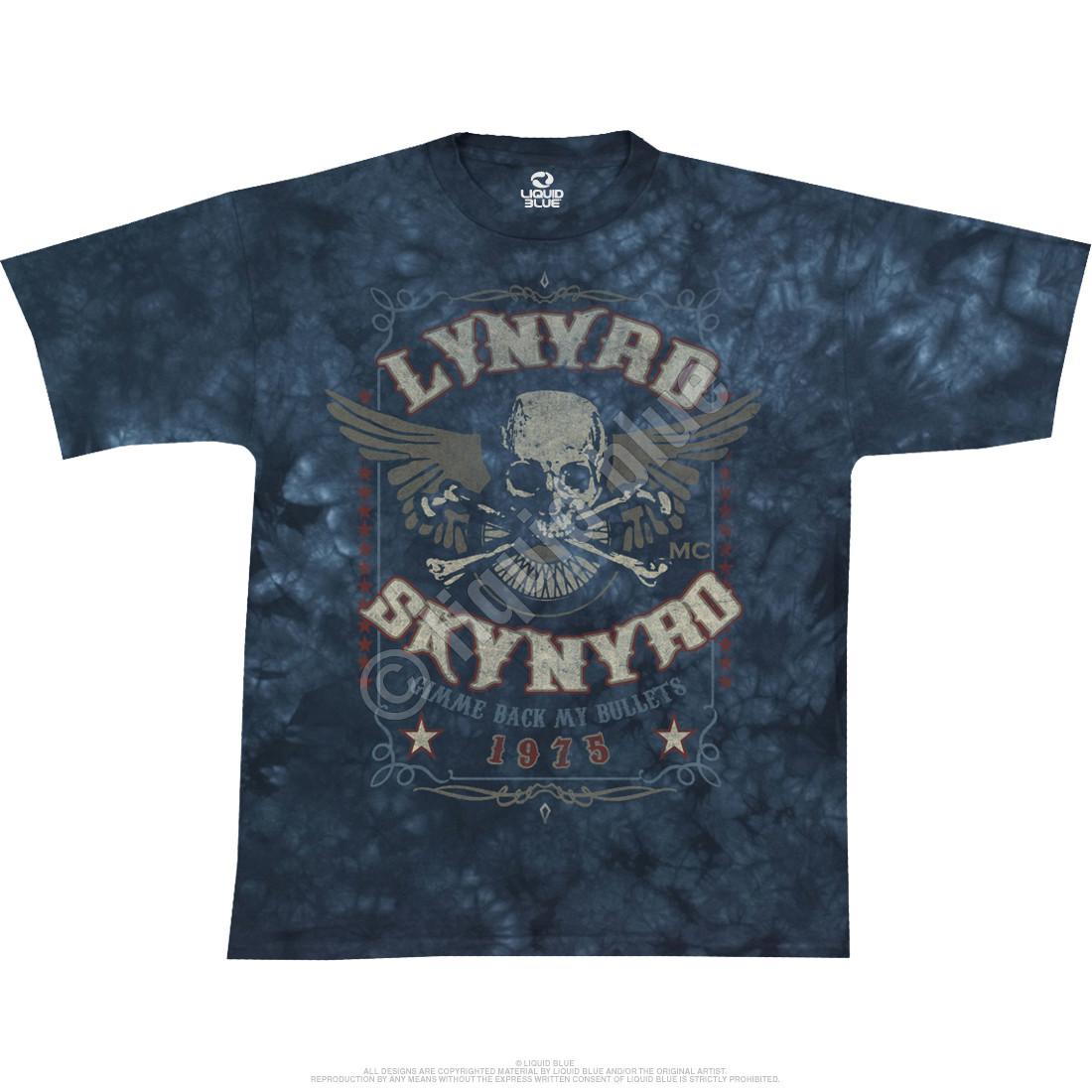 Gimme Back My Bullets Tie-Dye T-Shirt