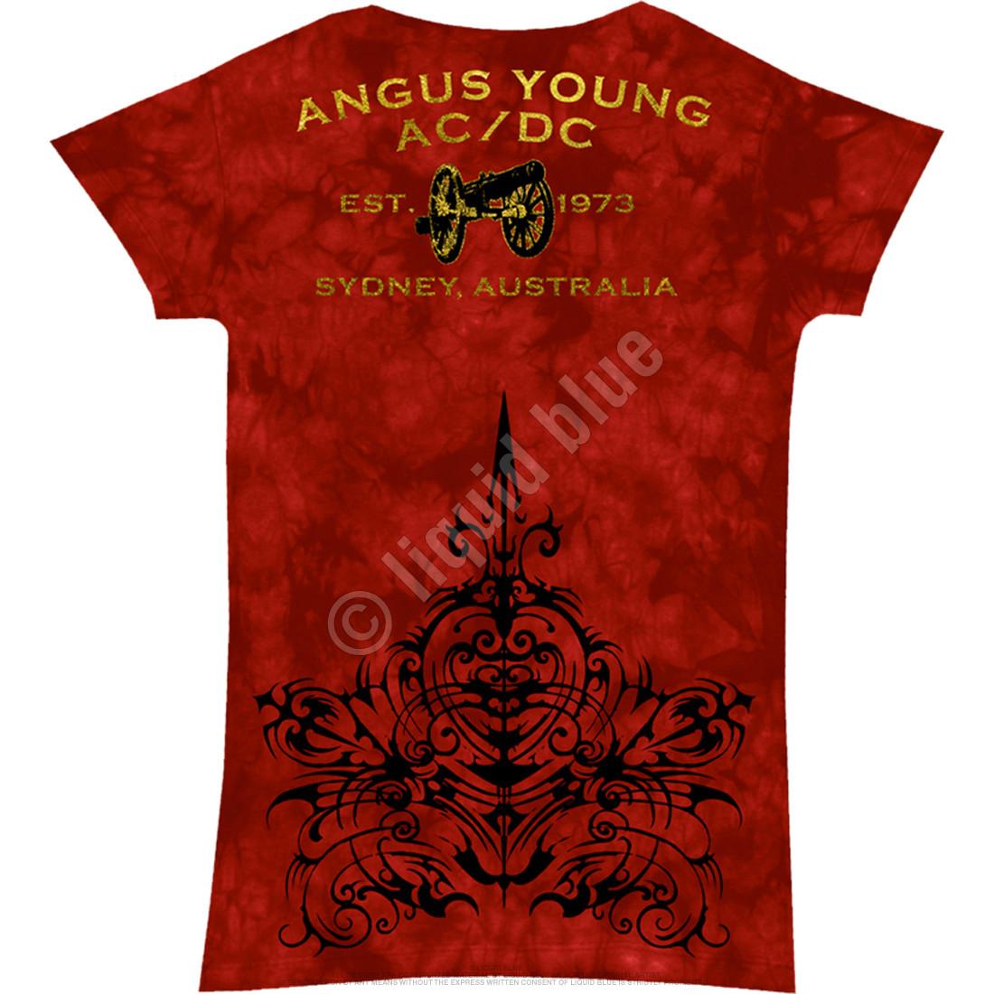 Problem Child Tie-Dye Juniors Long Length T-Shirt