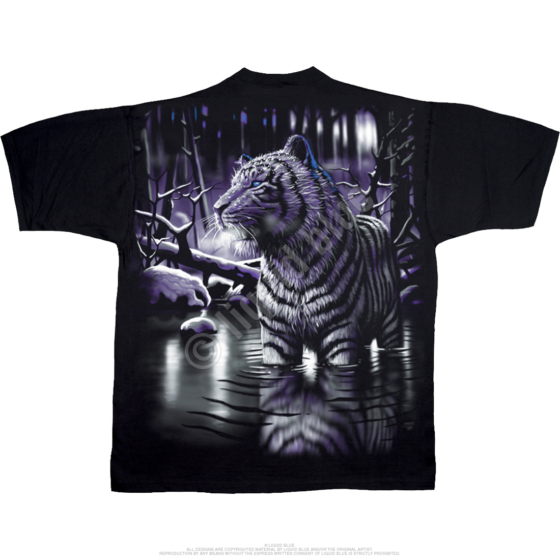 Shop from the most unique and quirky collection including tiger t-shirts, animal print t shirts online and more at The Mountain. Order now!