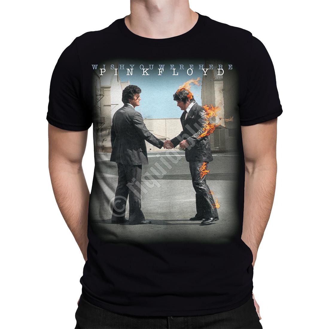 Have A Cigar Black T-Shirt