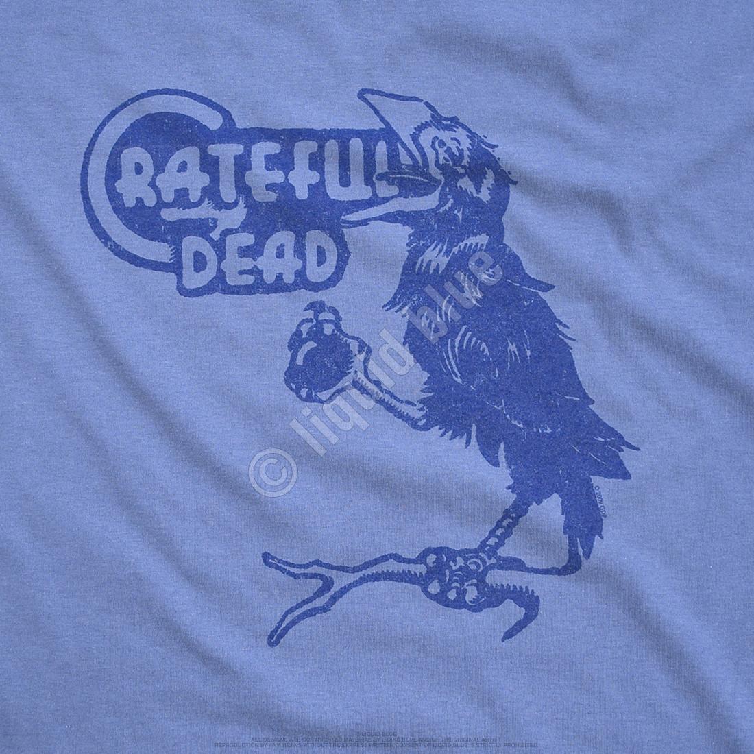 Bird Song Blue T-Shirt