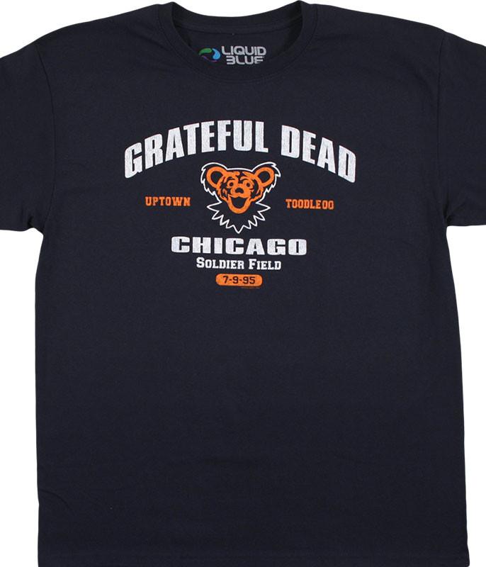 Chicago 95 Navy T-Shirt