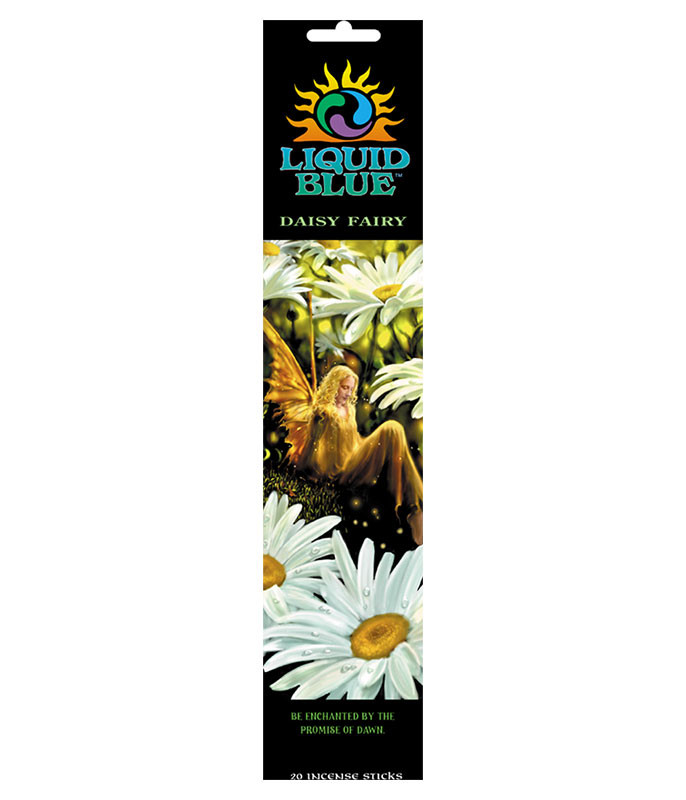 Daisy Fairy Incense Pack