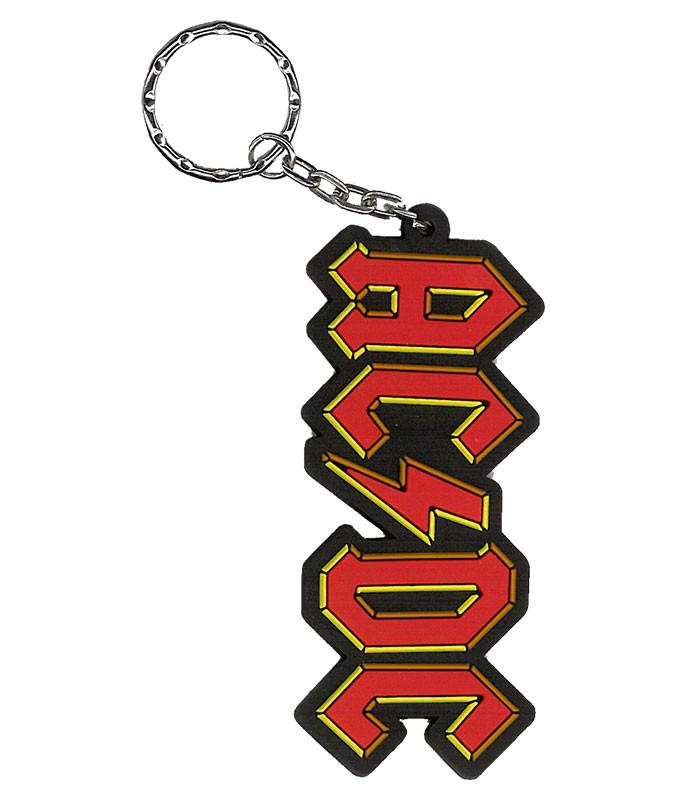 AC/DC Logo Keychain