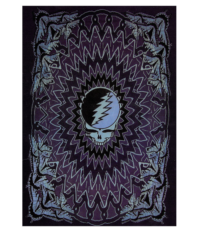 Grateful Dead GD Butterfly Tapestry
