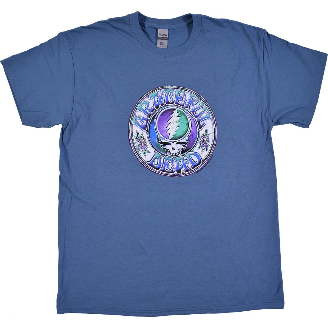 Batik SYF Blue T-Shirt