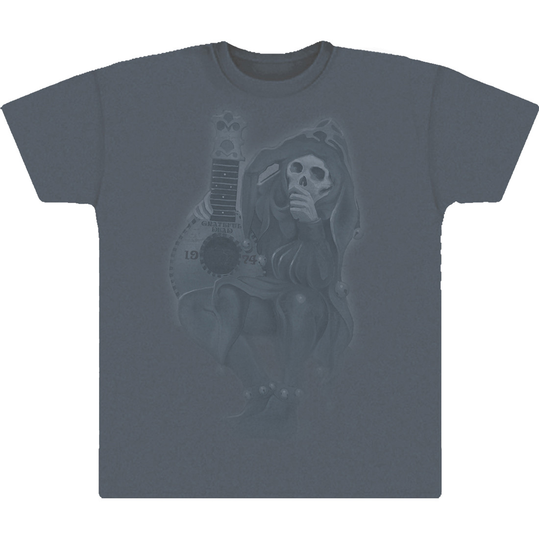 GD Jester Grey T-Shirt