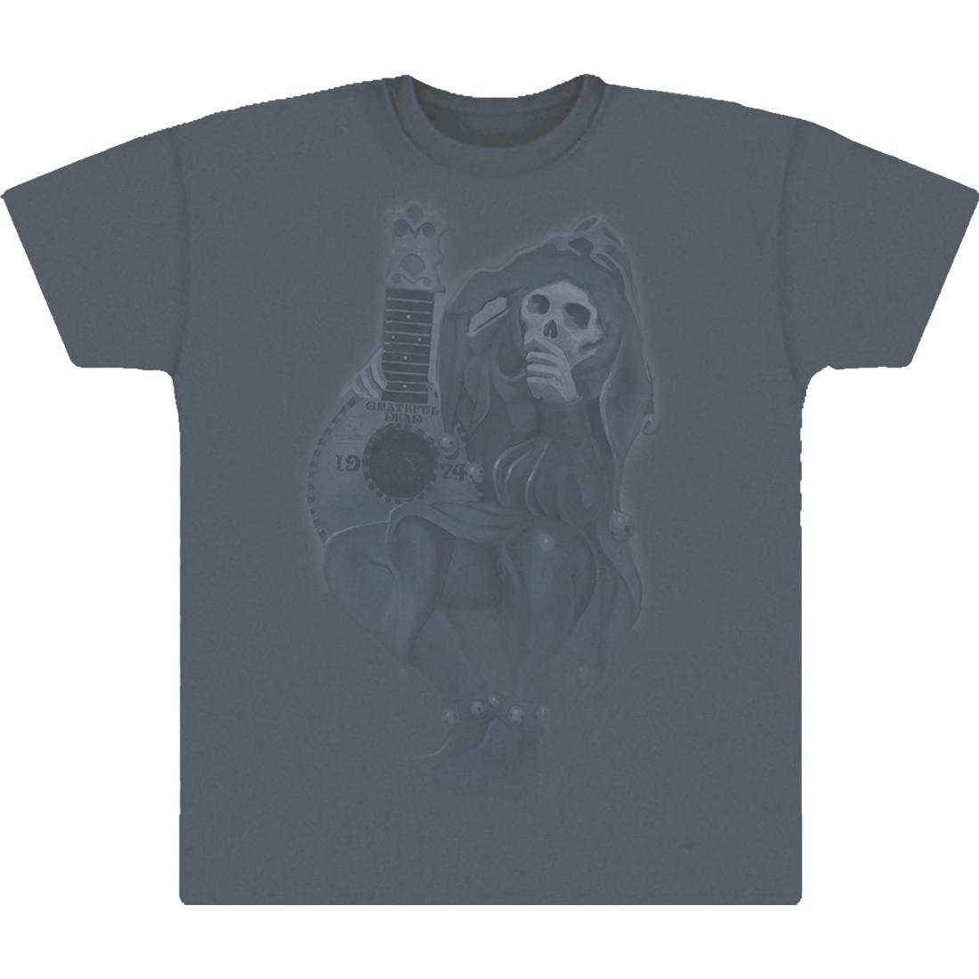 GD Jester Grey T-Shirt