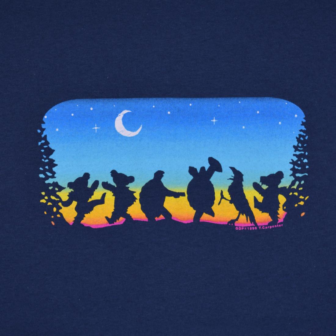 Moondance Navy T-Shirt