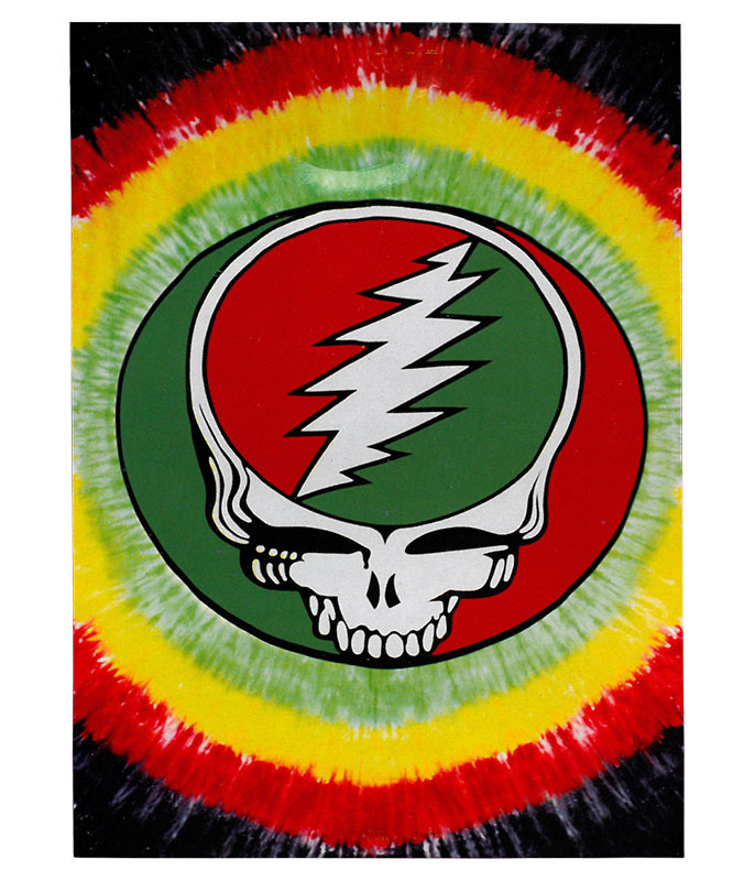 Grateful Dead GD Rasta Syf Tapestry