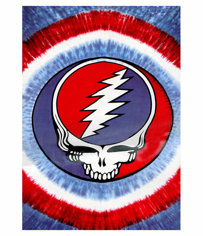 GD Red White And Blue Tapestry