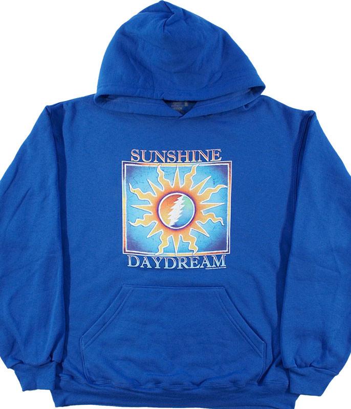 Grateful Dead GD Sunshine Daydream Blue Hoodie