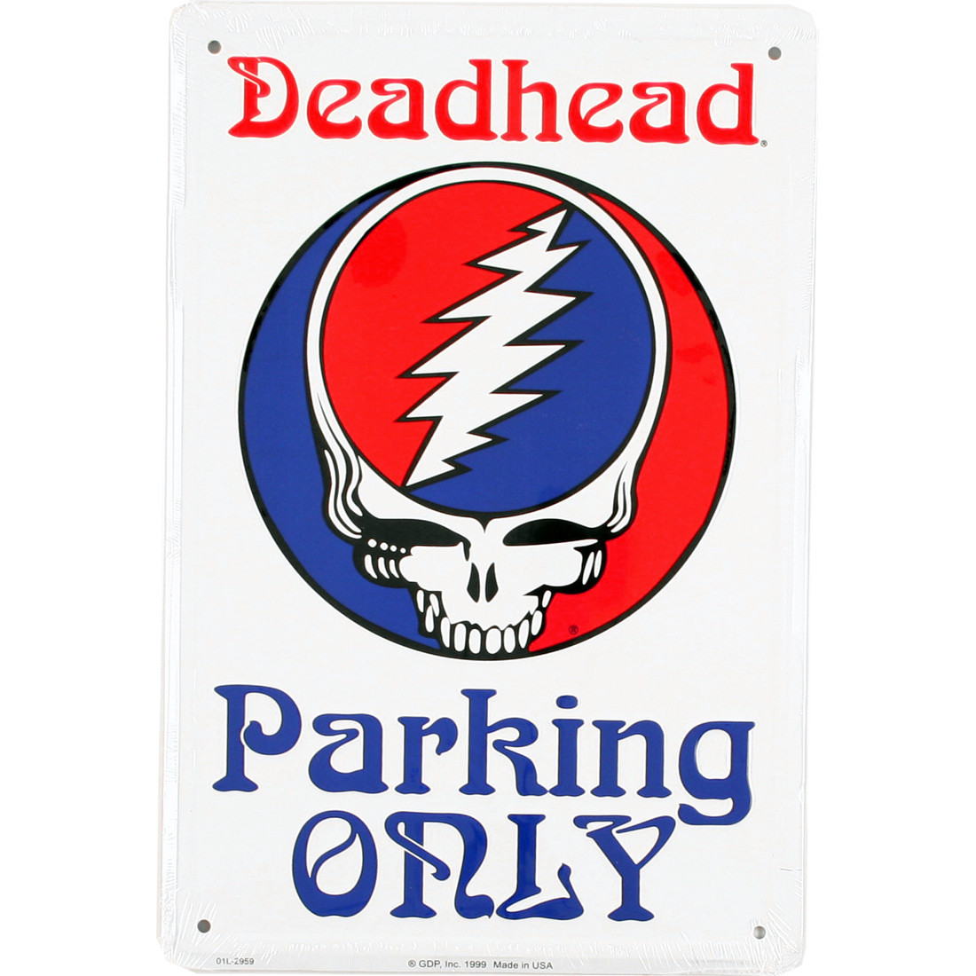 SYF Deadhead Parking Only Sign