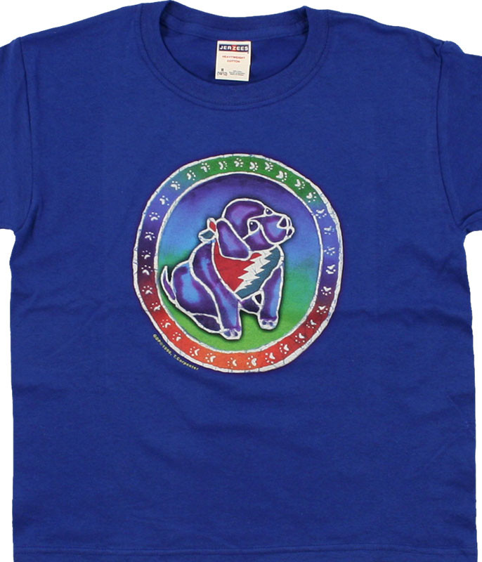 Steal Your Puppy Blue T-Shirt