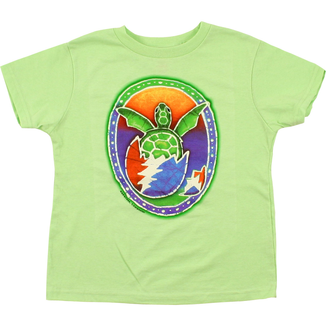 Steal Your Turtle Green T-Shirt