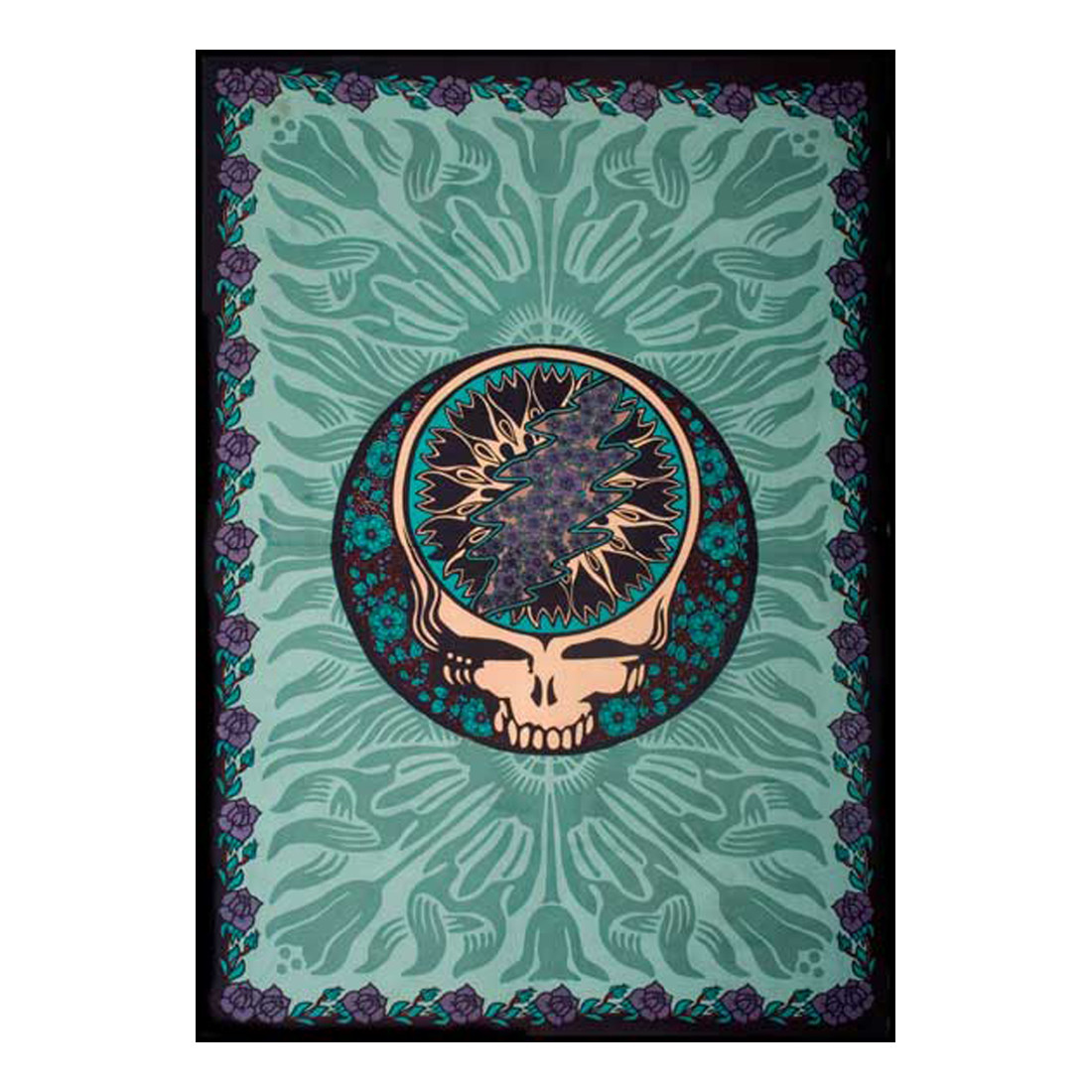 Steal Your Flowers Tapestry
