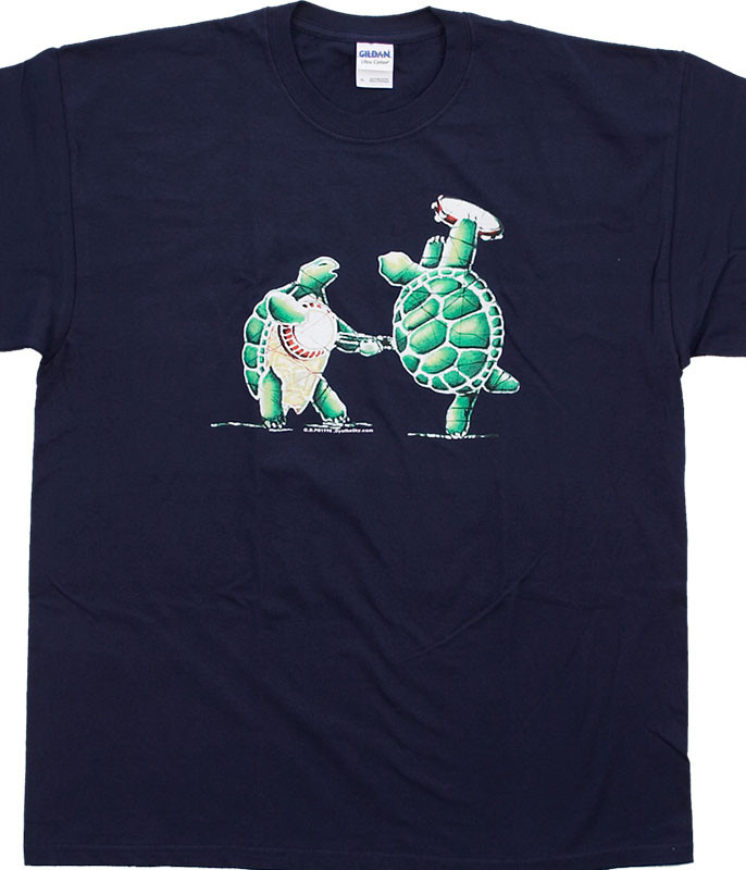 Grateful Dead Terrapin Station Navy T-Shirt Tee