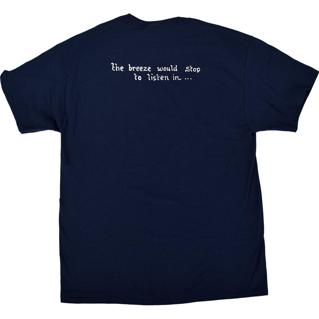 Jerry Garcia Acoustic Navy T-Shirt