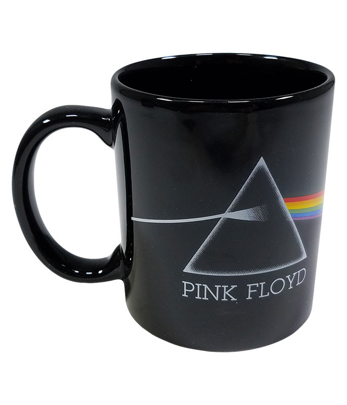 Pink Floyd Dark Side Of The Moon Black Mug