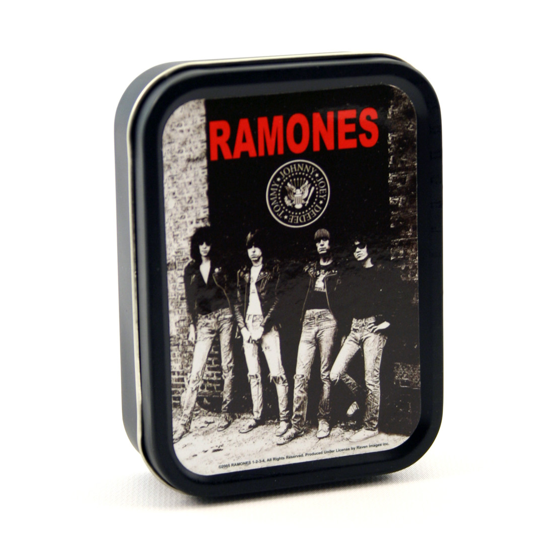 Ramones Stash Tin