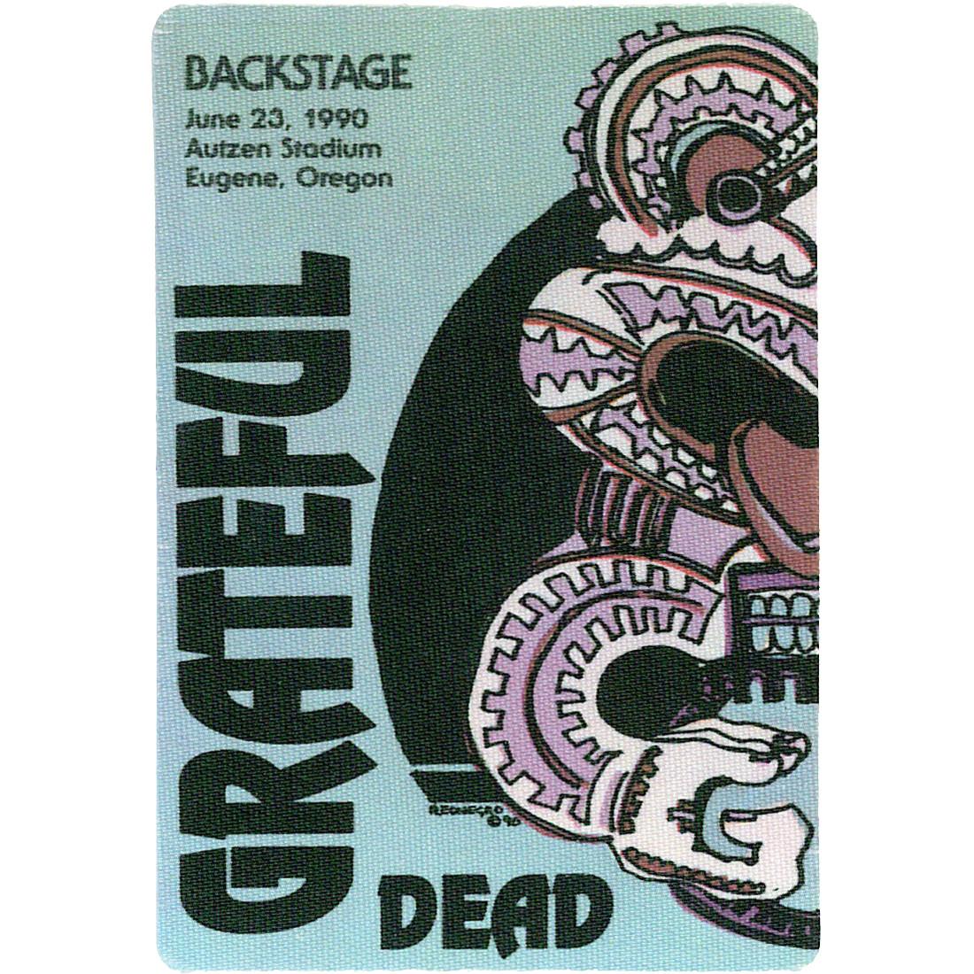 Grateful Dead 1990 06-23 Backstage Pass